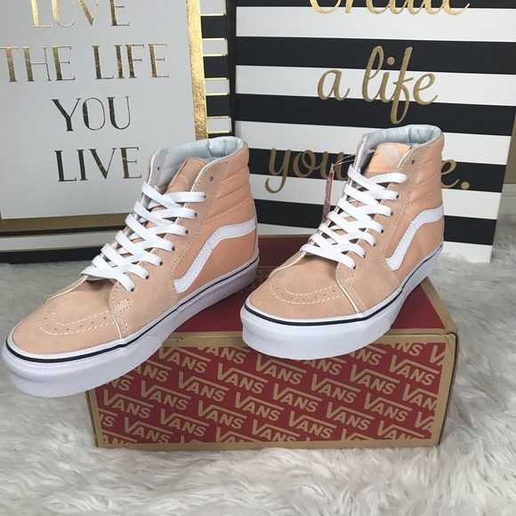 van sizes shoes